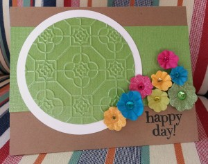 Happy Day Spring Card